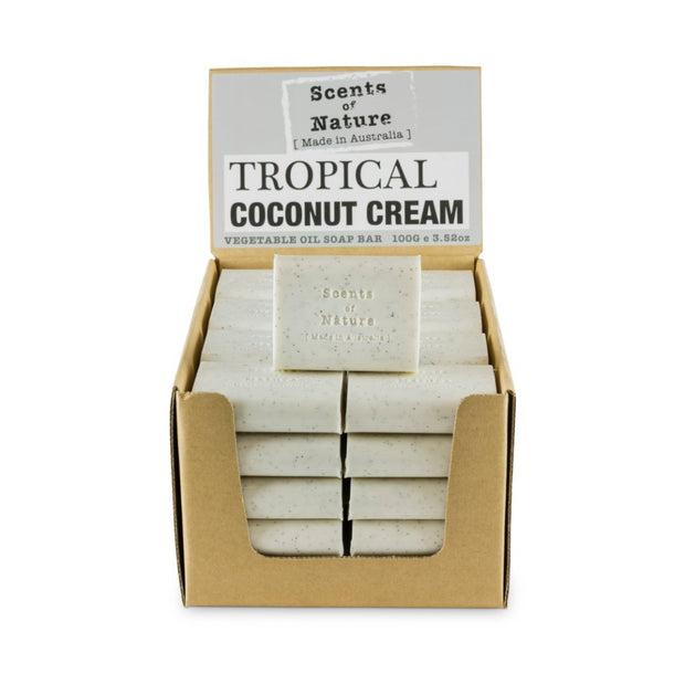 SoN Soap 100g - Tropical Coconut Cream