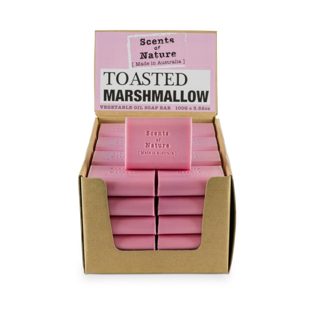 SoN Soap 100g - Toasted Marshmallow