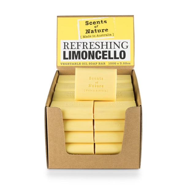 SoN Soap 100g - Refreshing Limoncello