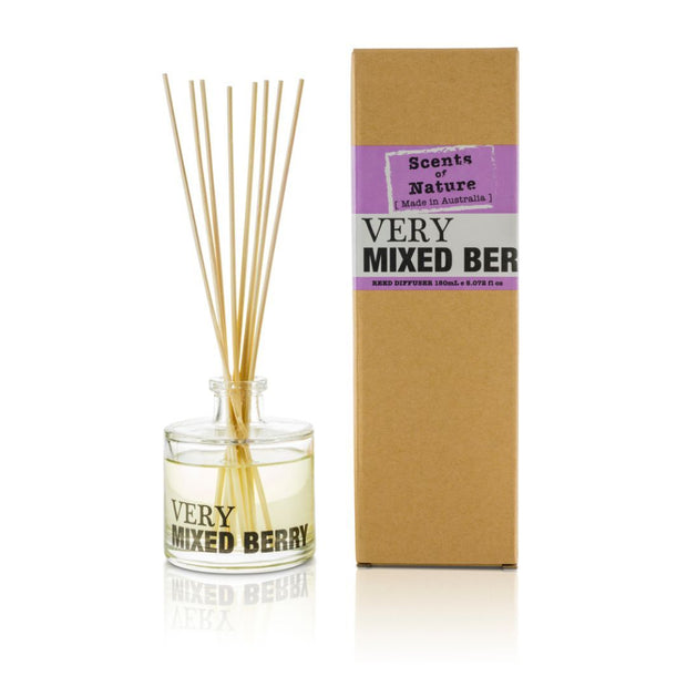 Reed Diffuser 150mL - Very Mixed Berry