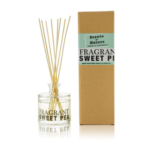 Reed Diffuser 150mL - Fragrant Sweet Pea