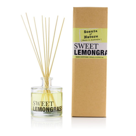 Reed Diffuser 150mL - Sweet Lemongrass
