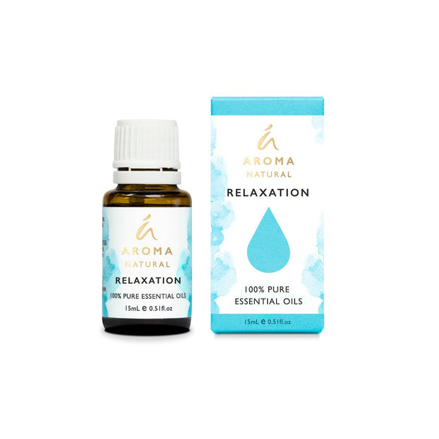 Aroma Natural - RELAXATION Essential Oil Blend 15mL