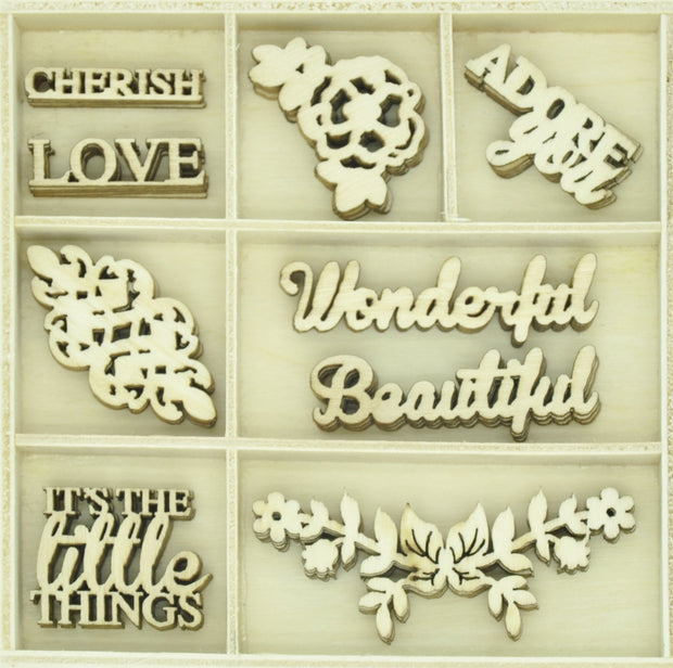 Flourish Pack Wonderful 45pcs