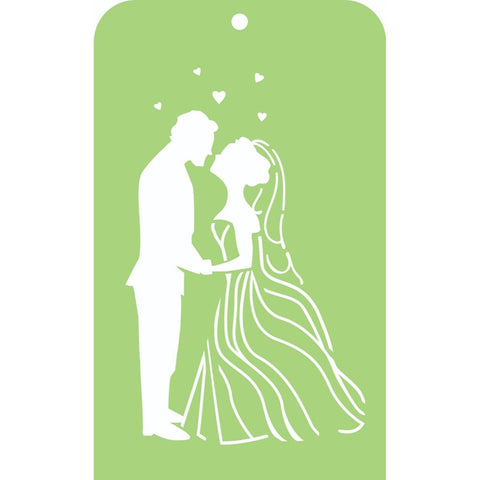 Mini Designer Templates - Bride & Groom