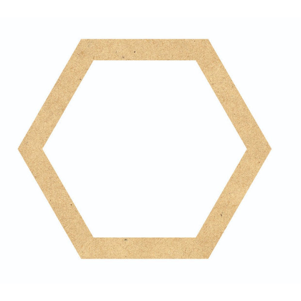 KAISERdecor Hexagon Frame Small