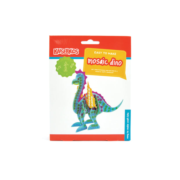 Craft Kit - Mosaic Dino