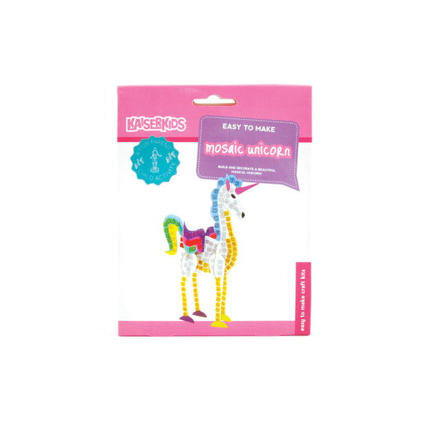 Craft Kit - Mosaic Unicorn