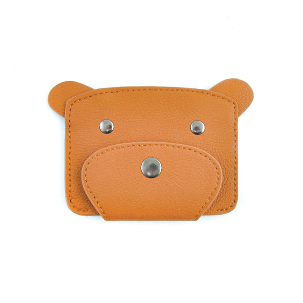 Coin Purse - Square Bear