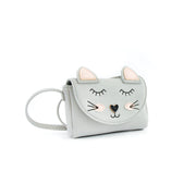 Shaped Side Bag - Cat