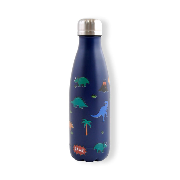 Metal Drink Bottle 350ml - DINO