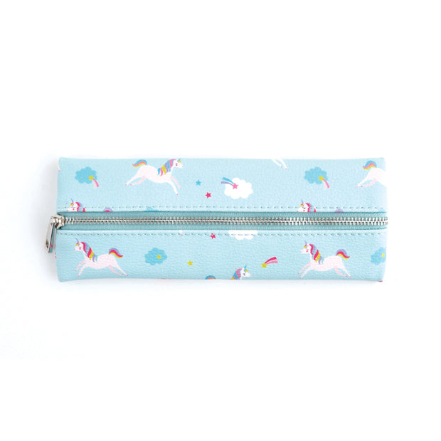 PU Pencil Case - UNICORN