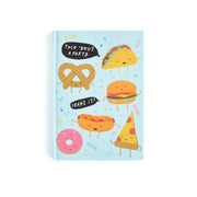 A5 Journal - NOVELTY FOOD