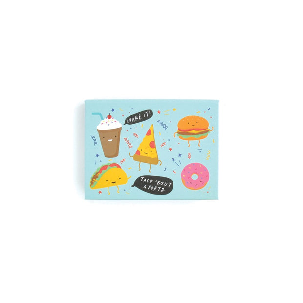 Sticky Notes - NOVELTY FOOD