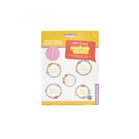 Craft Kit - SECRET CODE BRAECLET