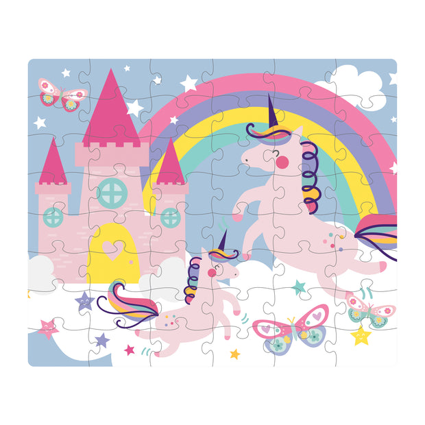 48 pce Puzzle - UNICORN LAND