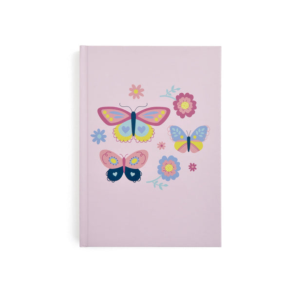 KaiserKids - A5 Journal - BUTTERFLIES