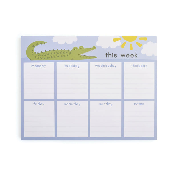 KaiserKids - Weekly Planner - OUTBACK FRIENDS