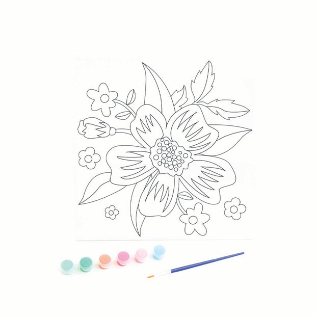 Canvas - FLOWER