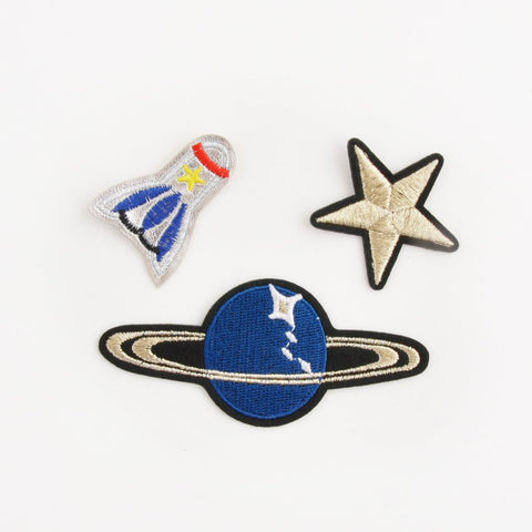 Patch Set - Outta This World