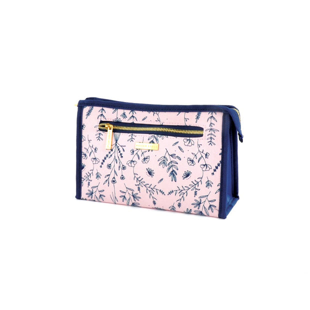K Style - Stand Up Cosmetic Clutch - FLORENCE