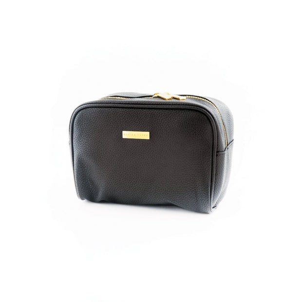K Style - Luxe Cosmetic Bag PU Leather - FLORENCE