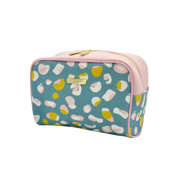 Everyday Cosmetic Bag - LEMONADE