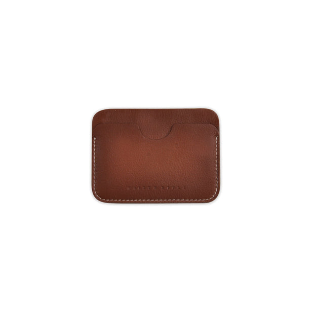 Card Pouch - Tan