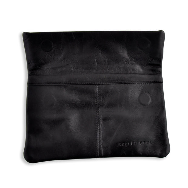 Folded Pouch - BLACK
