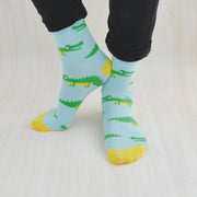 SNAPPING CROC Socks