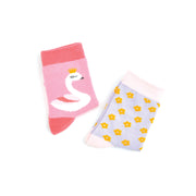 Kids Socks - SWAN 2-3 years
