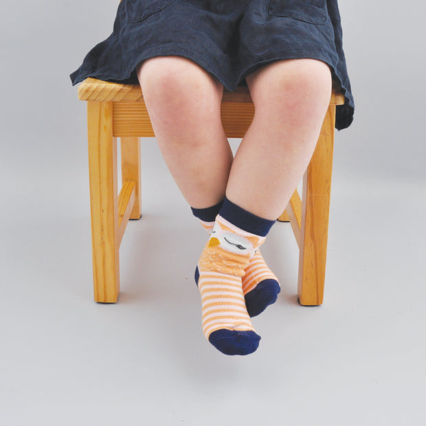 Kids Socks - OWL 2-3 years