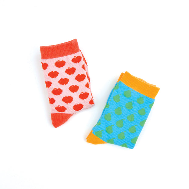 Kids Socks - FRUITY 6-7 years