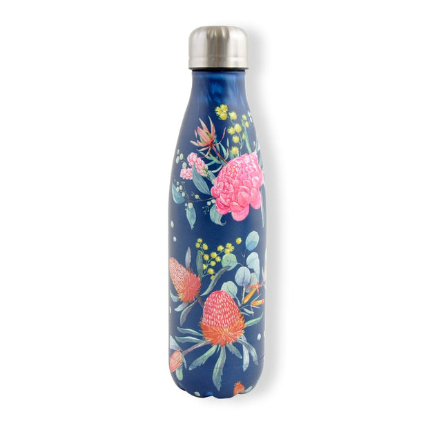 K Style - 500ml Metal Drink Bottle - BANKSIA