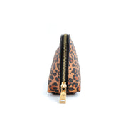 Small Cosmetic Bag - Leopard