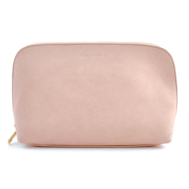 Large Cosmetic Bag - Pink