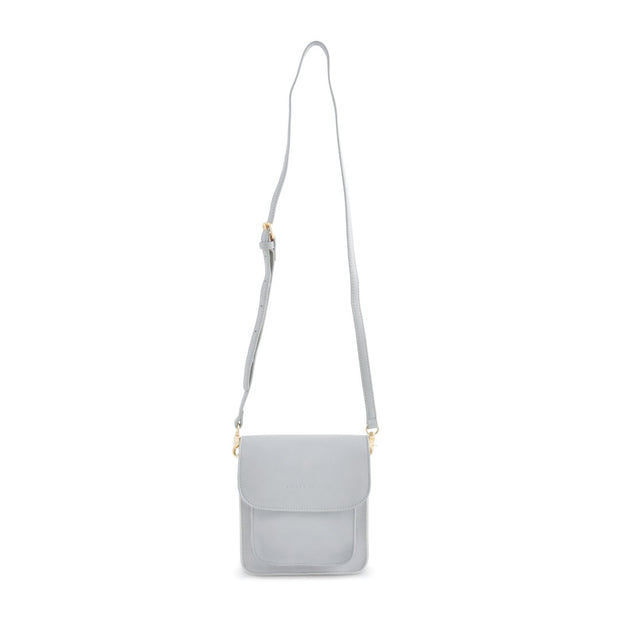 Small Shoulder Bag - Grey