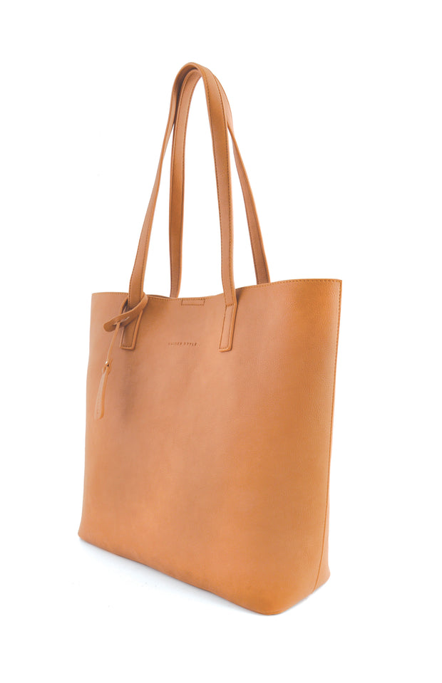 Slouchy Tote Bag - Blue