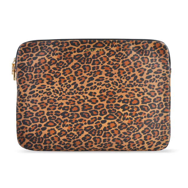 Laptop Sleeve - Leopard