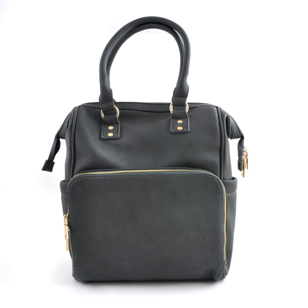 Baby Bag - Dark Grey