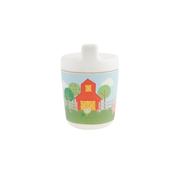 K Style - Bamboo Sippy Cup - FARMYARD