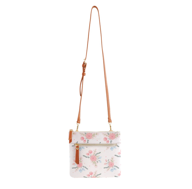 Sq Shoulder Bag - PINK ROSIE
