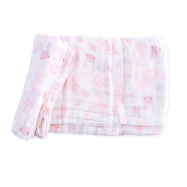 Muslin Swaddle - BUNNIES