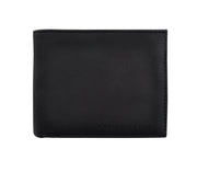 PU Wallet Coin Pocket - BLACK