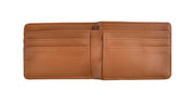 PU Wallet Slimline - BROWN