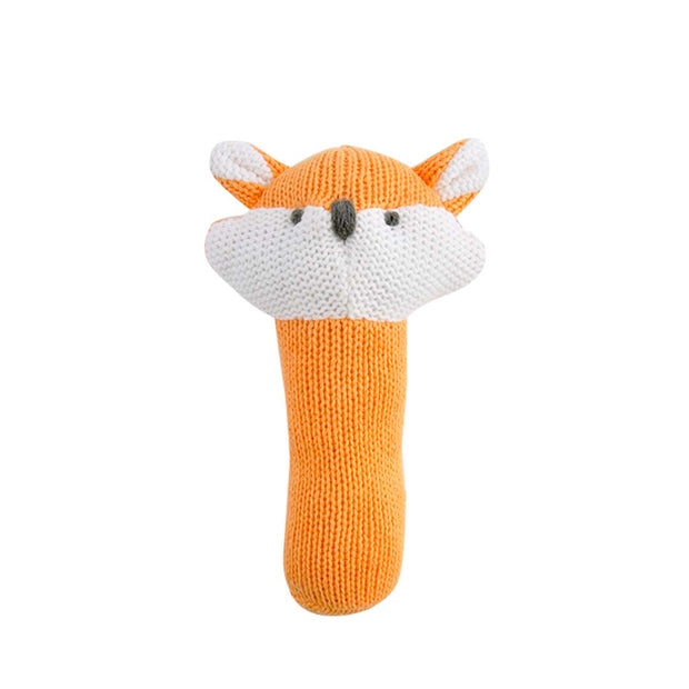 Plush Rattle - FINN FOX