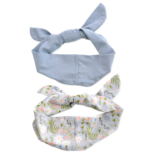 Baby Headbands 2pk - SPRING TIME