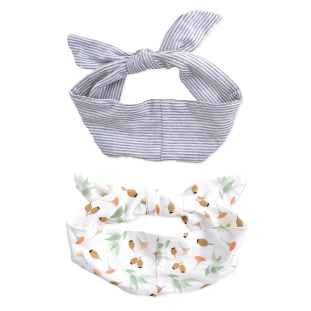 Baby Headbands 2pk - GUM NUTS