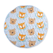 Baby Play Mat - WOODLAND ADVENTURES