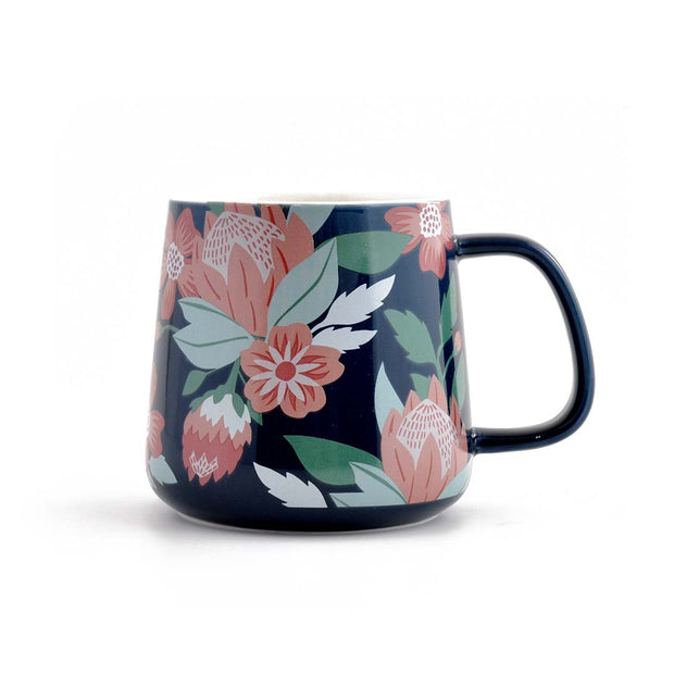 Ceramic Mug - NATIVE BOUQUET